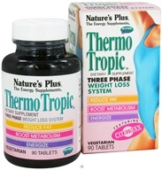 Thermo Tropic Three Phase Weight Loss System