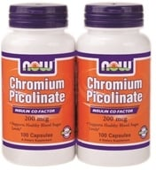 Chromium Picolinate (100+100) Twin Pack Special