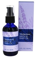 Birth & Baby Massage Oil