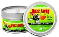 Buzz Away Citronella Candle