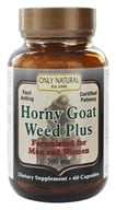 Horny Goat Weed Plus for Men and Women