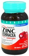 Thera Zinc Lozenges with Echinacea--Cherry Mint