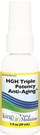 Homeopathic Natural Medicine HGH -Triple Potency Anti-Aging Formula