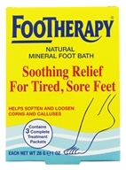 Footherapy Foot Bath Trial Size