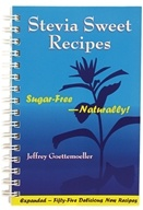Stevia Sweet Recipes Revised 204 pg. Book