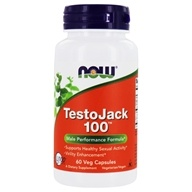 TestoJack 100 Male Performance Formula Contains Tongkat Ali
