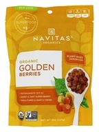 Golden Berries (Gooseberries) Certified Organic