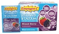 Emergen-C Vitamin D and Calcium