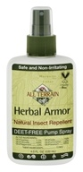 Herbal Armor Natural Insect Repellent Pump Spray Deet-Free