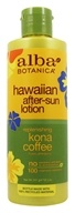 Alba Hawaiian After-Sun Lotion