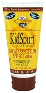 KidSport Performance Sunscreen