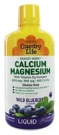 Liquid Target-Mins Calcium-Magnesium with Vitamin D3 Complex