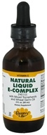 Natural Liquid-E Complex with Mixed Tocopherols and Wheat Germ Oil