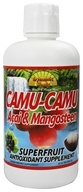 Camu-Camu Juice Fortified with Acai and Mangosteen