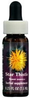 Star Thistle Flower Essence