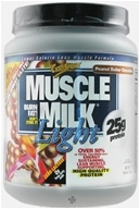Muscle Milk Light High Quality Protein Lower Calorie Lean Muscle Formula