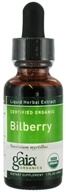 Bilberry Certified Organic