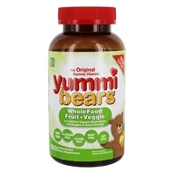 Yummi Bears Wholefood Supplement Value Pack