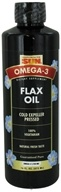 Omega-3 Flax Oil 100% Vegetarian