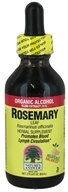 Rosemary Leaf Organic Alcohol