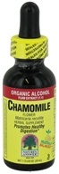 Chamomile Flowers Organic Alcohol