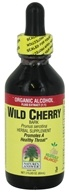 Wild Cherry Bark Organic Alcohol