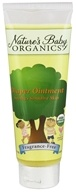 Diaper Ointment  Fragrance-Free