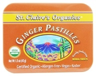 Organic Ginger Sweets