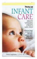 Infant Care Multi-Vitamin Drops with DHA