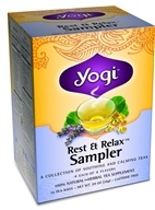 Rest and Relax Tea Sampler