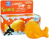 Kids A Whale of a Soap Twin Pack Orange U Smart