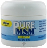 Pure MSM Cream