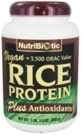 Vegan Rice Protein Plus Antioxidants