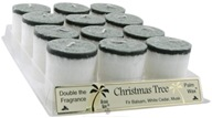 Votive Candle Christmas Tree