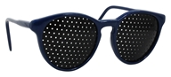 Pinhole Glasses Kids Blue