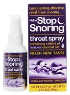 Helps Stop Snoring Throat Spray Clinically Proven Formula