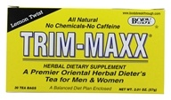 Trim-Maxx Herbal Tea