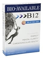 Sublingual B12 Vitamin Supplement