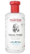 Witch Hazel Alcohol-Free Toner with Aloe Vera Formula Unscented