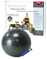 Xercise Ball Professional Plus - 55cm Ball w/ Pump