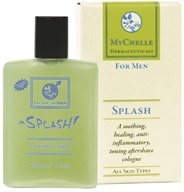 Splash Toning Aftershave Cologne For Men
