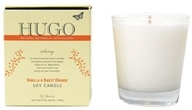 Soy Candle Comforting Vanilla & Sweet Orange