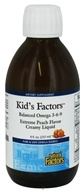 Kid's Factors Balanced Omega 3-6-9 Creamy Liquid