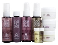 Natural Skin Care Deluxe Travel Kit