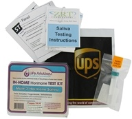 In-Home Male 3 Hormone Saliva Test Kit