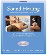 Book + DVD Sound Healing Vibrational Healing with Ohm Tuning Forks