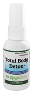 Homeopathic Natural Medicine Total Body Detox