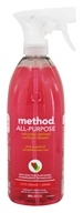 Method - All-Purpose Naturally Derived Surface Cleaner Pink