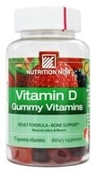Vitamin D Adult Gummy Vitamins