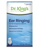 King Bio - Homeopathic Natural Medicine Ear Ringing